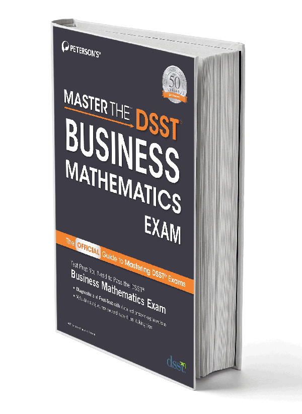 Master the DSST Business Mathematics Exam