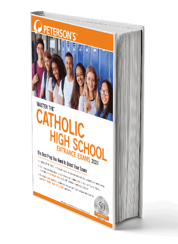Master the Catholic High School Entrance Exams 2021