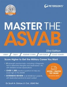 Master-the-ASVAB-23rd-Edition