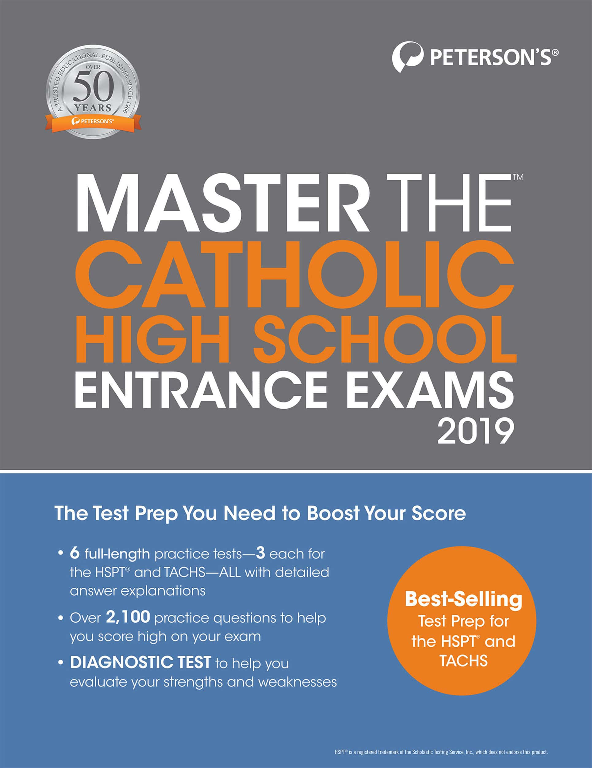 Master the™ Catholic High School Entrance Exams