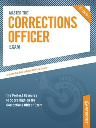 Peterson's Master the Corrections Office Exam