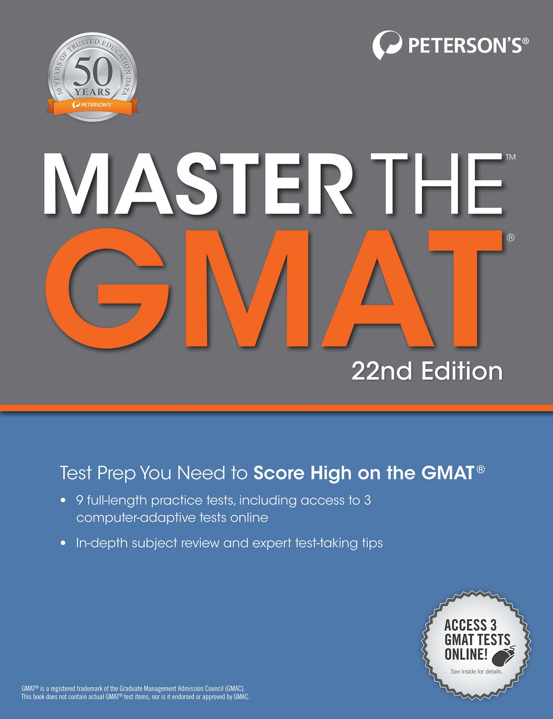 Master the™ GMAT