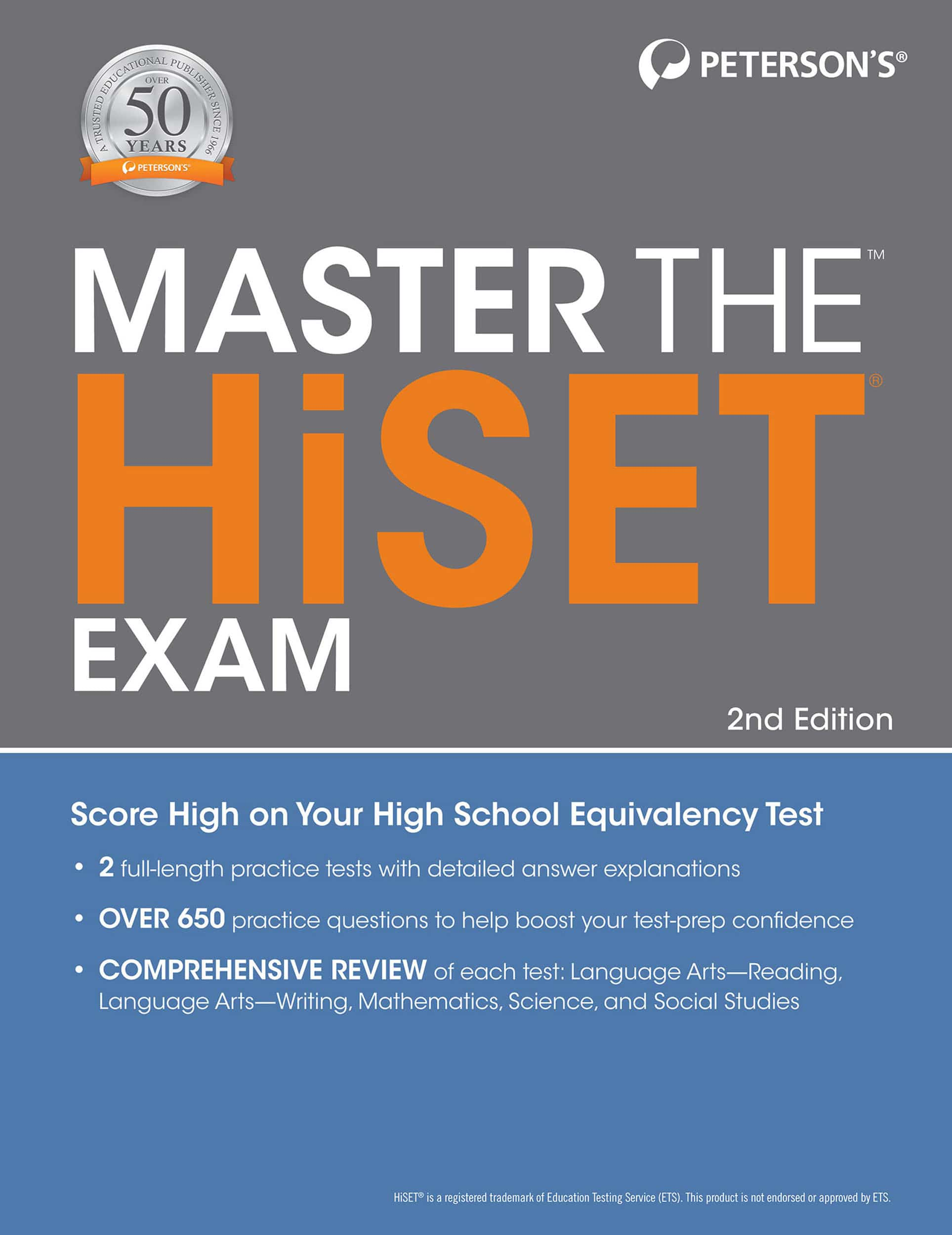 Master the™ HiSET