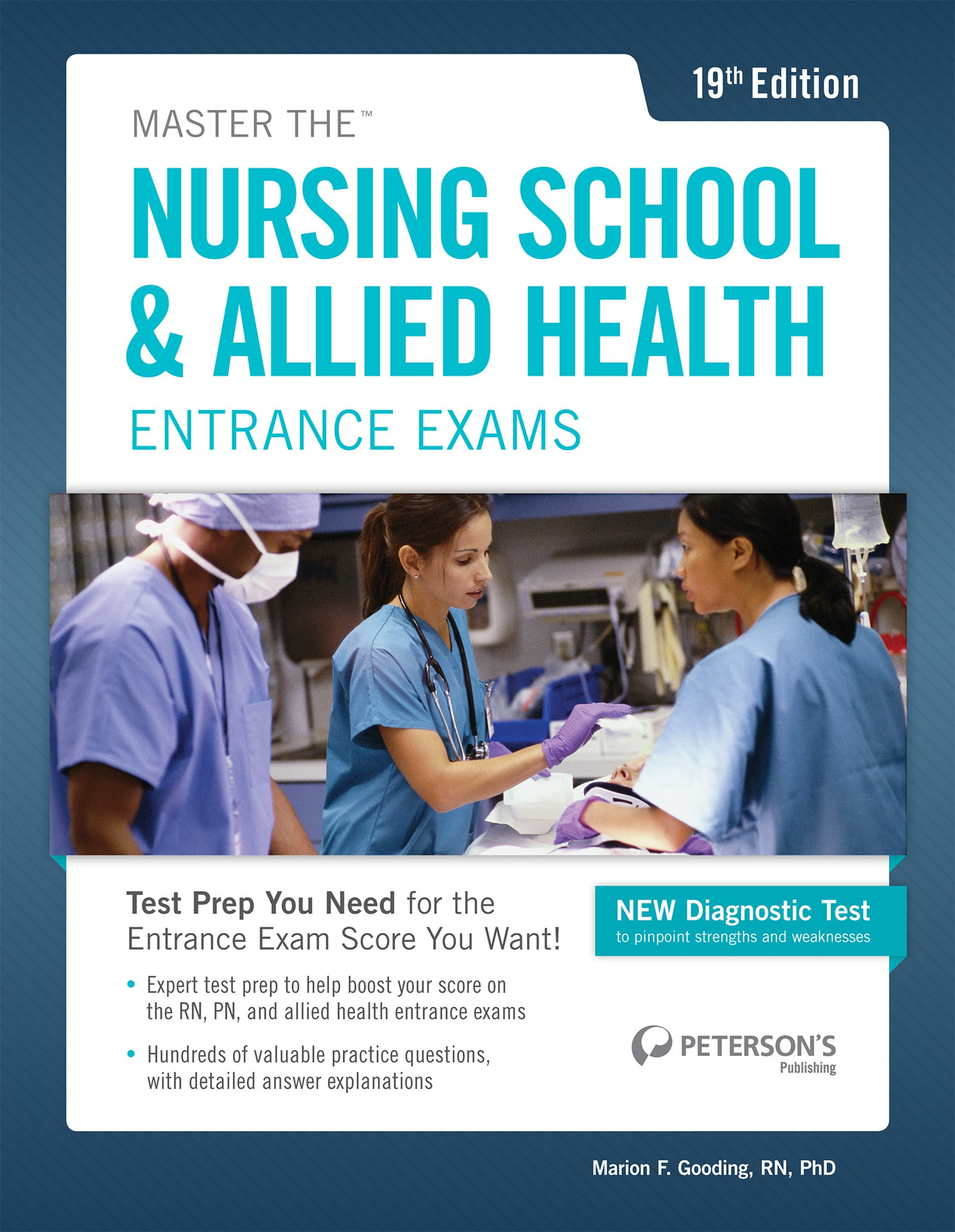 Master the™ Nursing School & Allied Health Exams