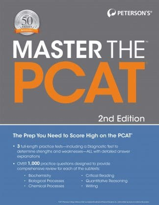 Peterson's Master the PCAT