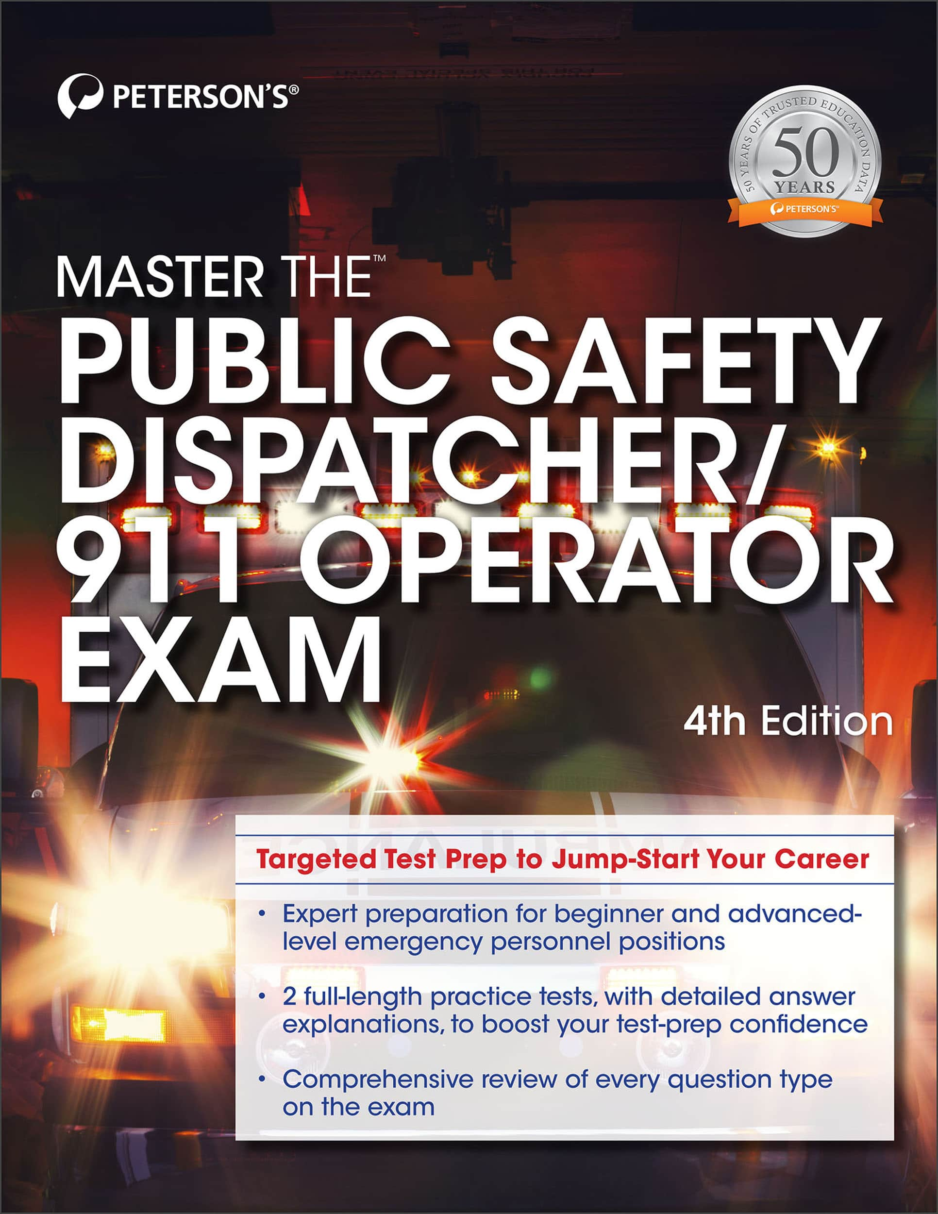 Master the™ Public Safety Dispatcher/911 Operator Exam