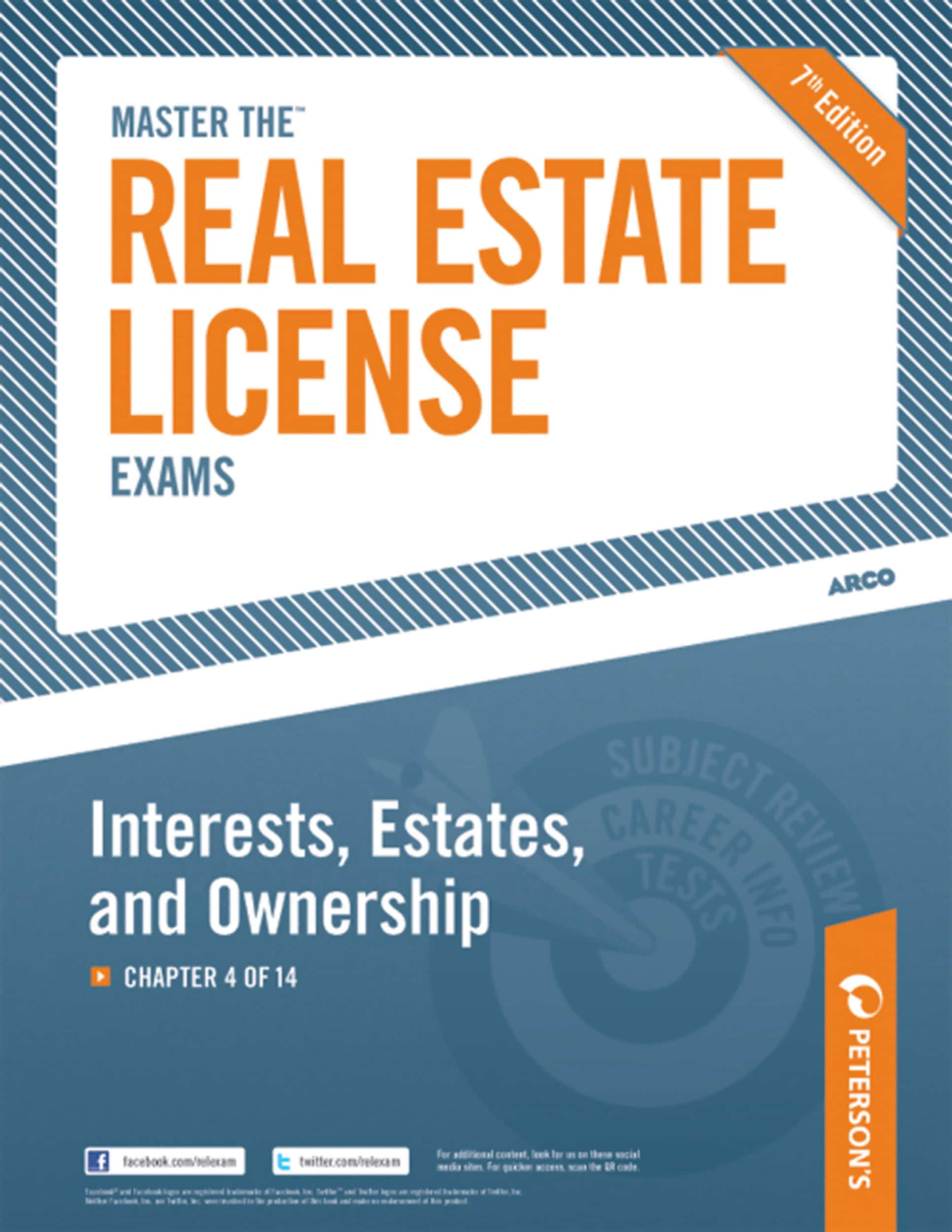 Master the™ Real Estate License Exams