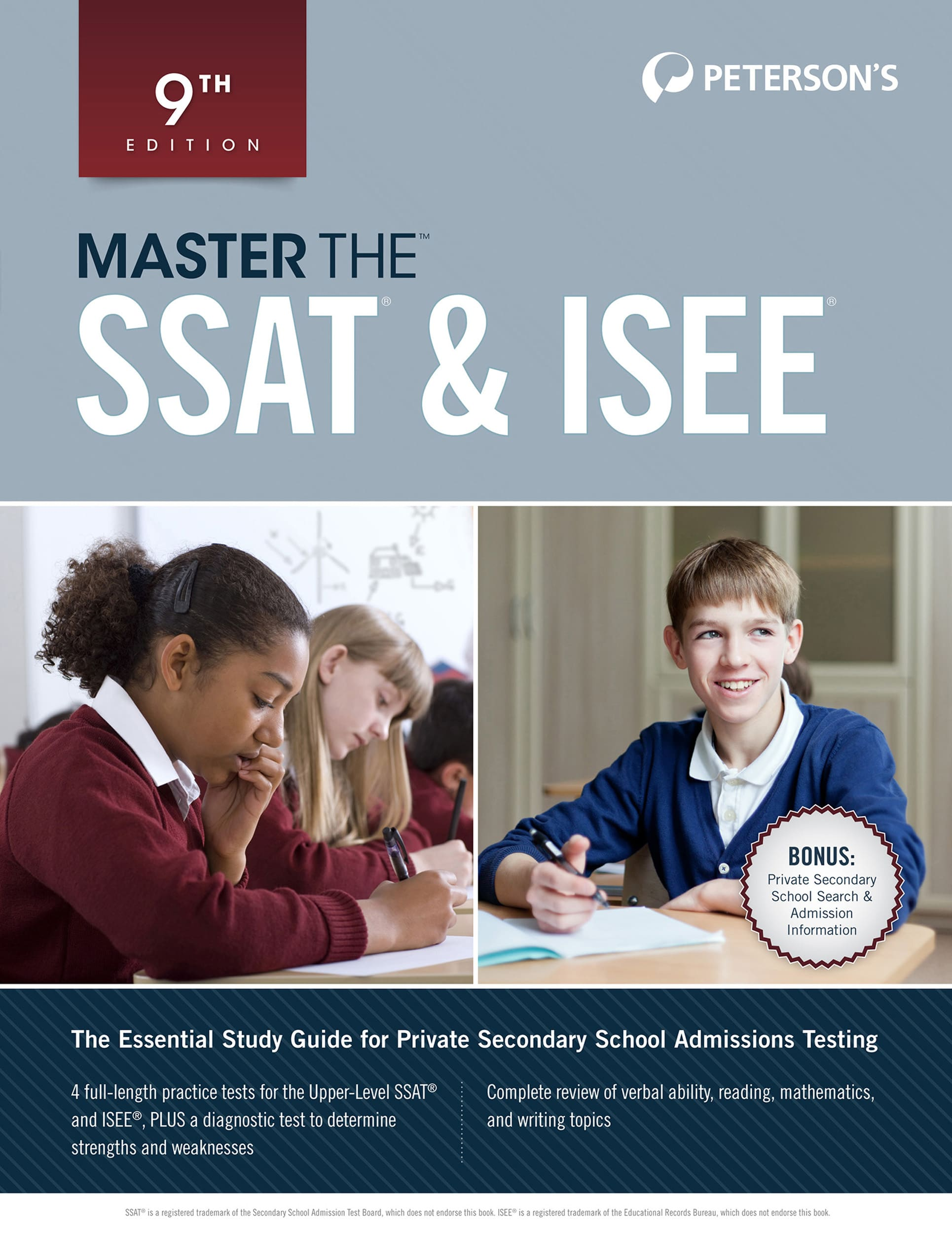 Master the™ SSAT & ISEE