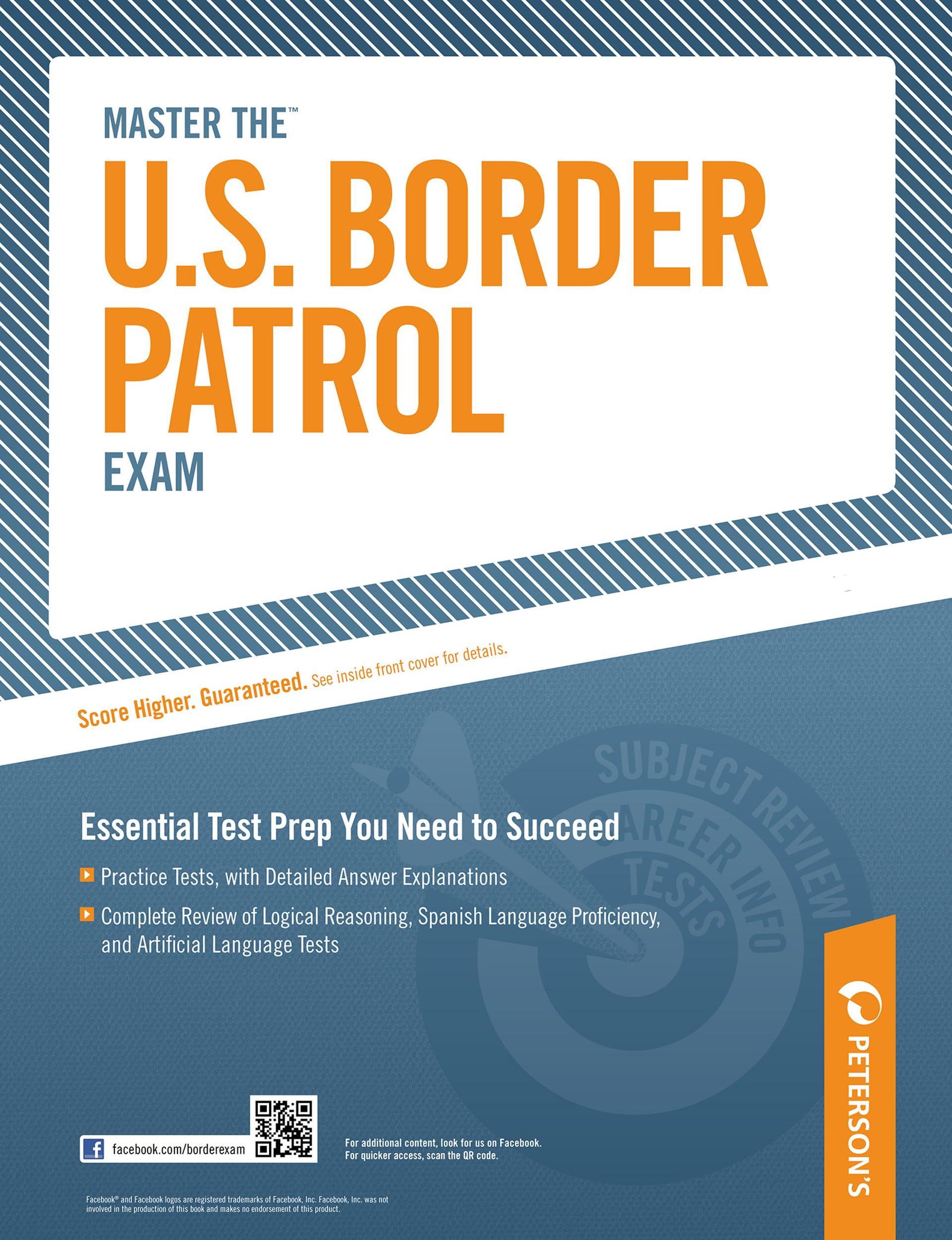 Master the™ U.S. Border Patrol Exam